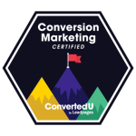 Conversion Marketing Certified Logo
