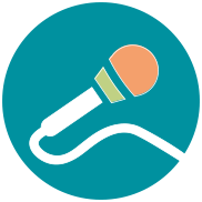 Digital Marketing Speaker icon