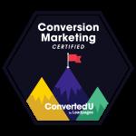 Conversion Marketing Certified Logo